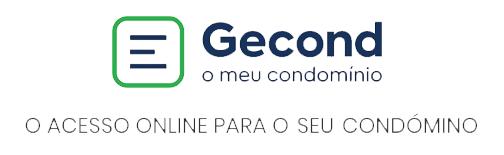 GeCond - o seu condomínio online